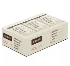 RXBAR, Coconut Chocolate, Protein Bar, 1.83 Ounce Pack of 24 Bars Exp 10/18/2020