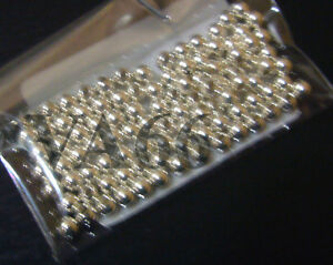 925 Pure Sterling Silver Bali Beads Round 100p Craft Jewelry Making Bead