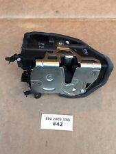 OEM BMW E90 325 330 328 335 Rear Right Passenger Door Lock Locker Latch Actuator