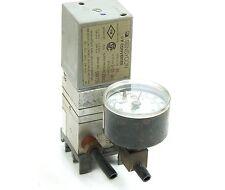 ABB Sensycon I/P Converter type 22/06 65 220665 4-20 mA 3-15 PSI DINRAIL 1/8 NPT