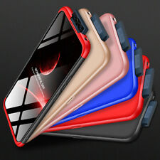 For Vivo V17 Pro Z1 Y17 X15 IQOO Full Protection Case Hybrid Armor Hard Cover