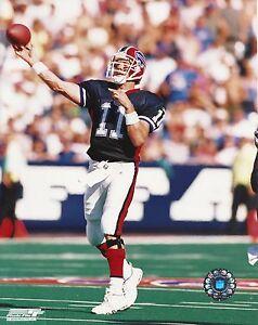 Drew Bledsoe Buffalo Bills New England Patriots picture 8x10 photo #3