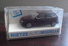 Rietze HO 1/87 Purple Opel Astra GSi Car NIP