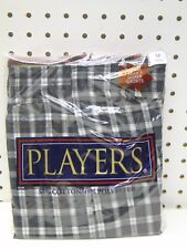 2 pair Big Mens Players Print Boxer Shorts 5X 58-60