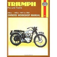 Oldtimer Triumph Motor-und Antriebsteile fürs Motorrad