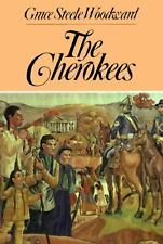 The Cherokees  by Grace Steele Woodward (1982, Paperback)