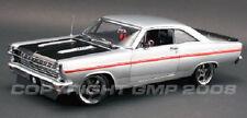 1967 Ford Fairlane Silver 1:18 GMP 1801122
