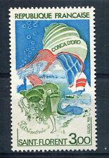 FRANCE 1974 timbre 1794, CORSE, GOLFE de SAINT-FLORENT, neuf**