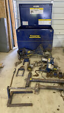 Current Tools Model #88 #8800 Wire Cable Puller Tugger Package Greenlee Sheave