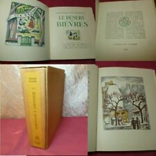Livres anciens et de collection Georges Duhamel 1900 à 1960, sur editions originaux