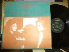 BRAHMS Op 23 RACHMANINOFF Op 11 SHARON GUNDERSON JO ANN SMITH Duo Piano LP NM/NM