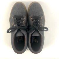 Vans Pro Mens Skateboarding Shoes Blue 721356 Lace Up Low Top Sneakers 9.5 M