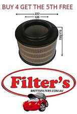 AIR FILTER FORD RANGER PJ 2.5L 4CYL DIESEL 06-09 PK 2.5L 3.0L 3L DIESEL 2009-11