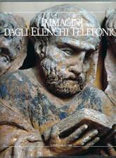Libro d'arte IMMAGINI D'ARTE IN ITALIA DAGLI ELENCHI TELEFONICI Ediz. Seat 1988