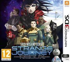 3DS Shin Megami Tensei Strange Journey Redux