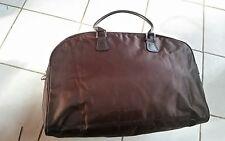 Hugo Boss Parfums Black Duffle Bag Weekender Travel Gym Handbag!