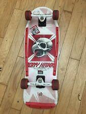 Vintage POWELL PERALTA 1983 TONY HAWK CHICKEN SKULL DECK skateboard Deck/Clock