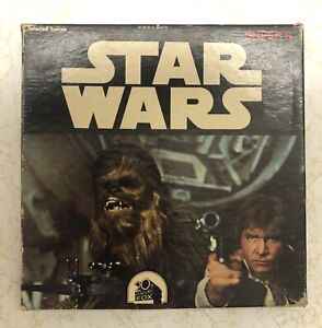 Star Wars Super 8mm Film F48 20th Century Fox Ken Films 1977