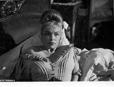 Photo originale Simone Signoret Casque d'or Becker larmes