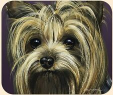 MOUSE PAD--Yorkie/Yorkshire Terrier Portrait **Beautiful**