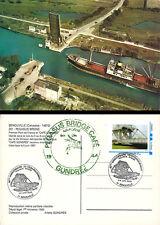 "DEB09-6A5 : CP FRANCE ""65 ans D-DAY : Pegasus Bridge - 6th AIRBORNE / WWII"" 2009"