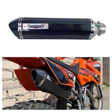 Photon PEx7 KTM EXC SXF SMC 450 520 exhaust Muffler slip on Universal Silencer