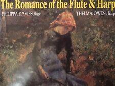 "CD ""Romance Of Flute & Harp"" Debussy Bizet Faure Mendelssohn Saint Saens Parish"