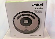 New iRobot R677020 Roomba 677 Wi-Fi Connected Automatic Robot Vacuum Cleaner