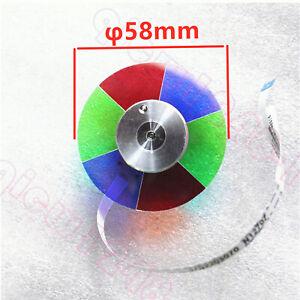 For InFocus SP8602 φ58mm Projector Color Wheel Symmetric Color Separation