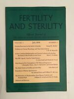 Fertilidad Y Asrm Volume 1 July 1950