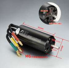 SSS 4092/1650KV Brushless Motor 4 Poles W/O Water Cooling For RC Boats