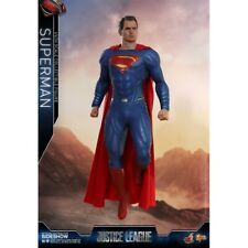 Superman Justice League Figure Henry Cavill By Hot Toys 903116 LED MMS465