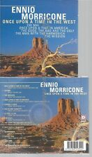 CD--ENNIO MORRICONE--ONCE UPON A TIME IN THE WEST
