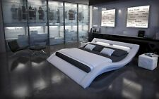 Complete Bed Massa +Lighting + 7 Zones Mattress + Slatted Frame