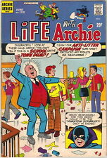 Life With Archie Comic Book #122, Archie 1972 FINE