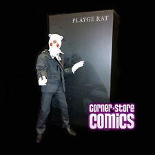 "PLAYGE 12"" Rat WHITE Original Colorway ThreeZero JAMUNGO Action Figure SQUADT 3A"