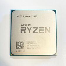 AMD Ryzen 5 2600 - 3.40 GHz Hexa Core Processor New express shipping