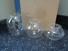*BRAND NEW* PARTYLITE 'Clearly Creative' P91540 Eclectic Votive Trio