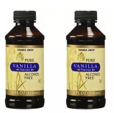 2 Bottles - Trader Joe's Pure Vanilla Extract