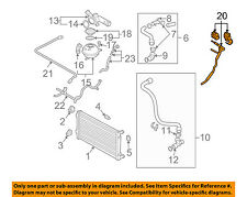 Cooling System Hoses Clamps For Volkswagen Jetta Ebay