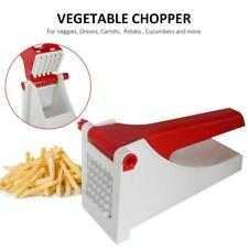 French Fry Potato Cutter Vegetable Chopper Slicer for Veggies Onions Carrots