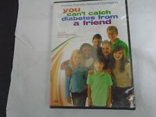 You Can't Catch Diabetes from a Friend (DVD, 2008)  - New