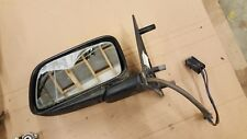 VW GOLF MK2 LHD LEFT SIDE MIRROR ASSEMBLY ELECTRICALLY CONTROLLED HEATED