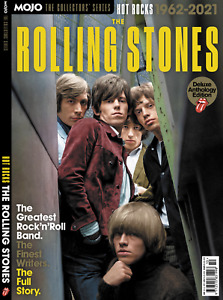 THE ROLLING STONES - Hot Rocks - MOJO Collectors' Series Deluxe Anthology - NEW