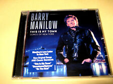 BARRY  MANILOW - THIS IS MY TOWN: SONGS OF NEW YORK CD- Sealed LOVE LETTER TO NY