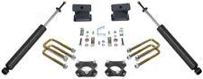 "MaxTrac 4"" Rear Lift Kit w/ Rear Shocks for 05-20 Toyota Tacoma 2WD 6 Lug"