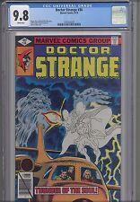Doctor Strange #36  CGC 9.8 1979 Marvel Comic: 2016 NEW CGC FRAME