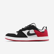 Nike SB Alleyoop [CJ0882-102] Men Skateboarding Shoes White/Black-Red