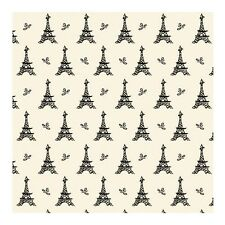 Mary Fons France Eiffel Tower 100% cotton fabric by the yard