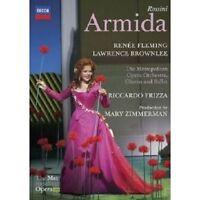 ROSSINI: ARMIDA 2 DVD RENEE FLEMING NEU